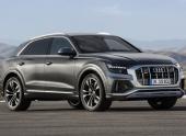 В России стартовал прием заказов на спортивный Audi SQ8