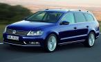 Volkswagen объявляет цены на новый универсал Passat