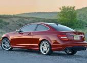 Mercedes-Benz объявил российские цены на купе C-класса