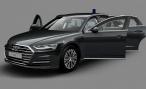 Audi A8 L Security. 55 миллионов за абсолютную безопасность
