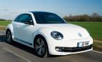 Volkswagen объявил российские цены на Beetle нового поколения
