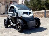 Renault Twizy. Кроха-сын
