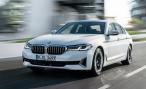 Обновленный BMW 5-Series. Комплектации и цены для России