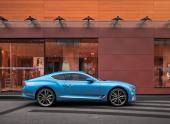 Новый Bentley Continental GT V8 приехал в Россию