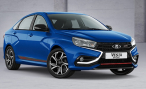 Два новых цвета для Lada Vesta Sport