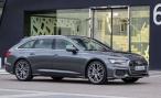 Универсал Audi A6 Avant. Красив и элегантен