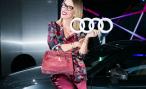 Ксения Собчак — больше не посол Audi. Ее обвинили в расизме