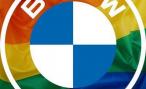 BMW сменила логотип на радужный — в поддержку ЛГБТ-сообщества