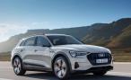 В России появится электрический Audi e-tron