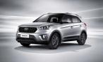 В России представили новую старую Hyundai Creta