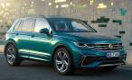 Обновленный Volkswagen Tiguan. Переход на цифру