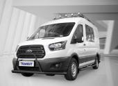 Встречайте особенный Ford Transit для охотников и рыбаков