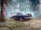 В России стартовал прием заказов на обновленный внедорожник Toyota Fortuner
