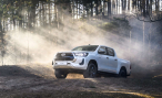 В России стартовал прием заказов на обновленный пикап Toyota Hilux