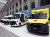Много-много новых моделей «скорой помощи» от «Группы ГАЗ»