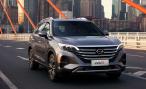 Кроссовер GAC GS5 получил рублевые цены