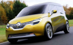 Renault представляет концепт Frendzy