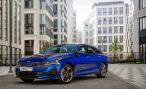 В России стартовали продажи седана бизнес-класса Kia K5