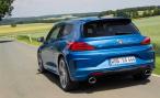 Volkswagen остановил производство «заряженного» VW Scirocco R