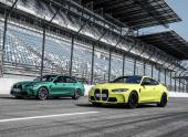 BMW представляет новый седан BMW М3 и новое купе BMW М4