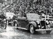 Российский музей купил на аукционе Alfa Romeo, принадлежавший Муссолини