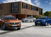 Renault показал Logan и Sandero нового поколения