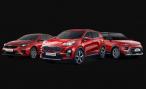 Три модели Kia получили в России спецверсию Edition Plus