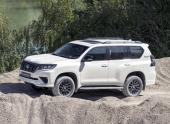 Масштабное обновление Toyota Land Cruiser Prado