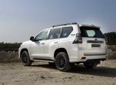 «Тойота» заморозила цены на обновленный Toyota Land Cruiser Prado