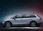 Семейство Volkswagen Golf Mk8: универсалы Golf Variant и Golf Alltrack