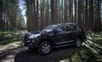 Haval H9 получил новую базовую комплектацию в России