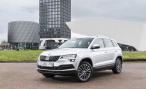 Дополнительное оснащение для автомобилей Skoda в 2021 модельном году