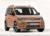 Volkswagen представляет новый VW Caddy