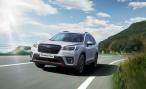«Субару» представляет Subaru Forester в комплектации Sport