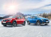 Renault Logan и Renault Sandero нового модельного года