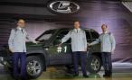 Обновленная Lada Niva встала на конвейер