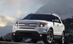 В России доступен Ford Explorer в комплектации XLT