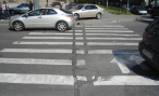 На пешеходных переходах Санкт-Петербурга установят световые индикаторы