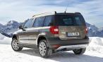 Выпуск Skoda Yeti на ГАЗе по полному циклу начнется в ноябре 2012 года