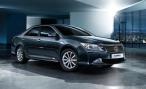 В России начался прием заказов на Toyota Camry с 2-литровым двигателем