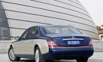Daimler сделал официальное заявление о «кончине» марки Maybach