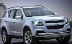 Выпуск Chevrolet Trailblazer в Петербурге начнется в марте 2013 года