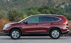 В Лос-Анджелесе представили Honda CR-V нового поколения