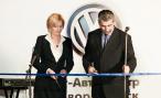 Volkswagen открыл автосалон в Новороссийске