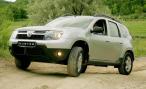 В Москве стартовало производство кроссовера Renault Duster