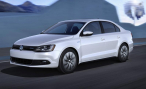 Volkswagen представил в Детройте Jetta Hybrid