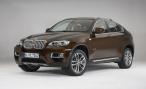 BMW публикует первые фото обновленного X6