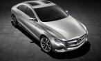 Mercedes-Benz CLA представят на автосалоне в Детройте