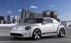 В Детройте состоялась премьера концепта Volkswagen E-Bugster