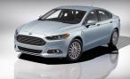 Ford представил в Детройте седан Fusion/Mondeo